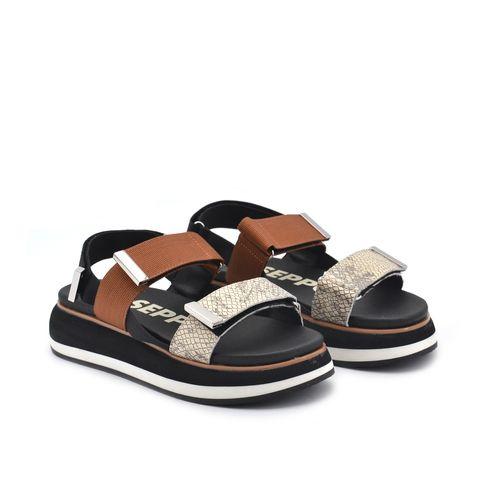 Gioseppo Elicott sandalo platform donna