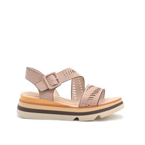 Keys sandalo platform da donna