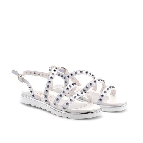 Keys sandalo donna con borchiette