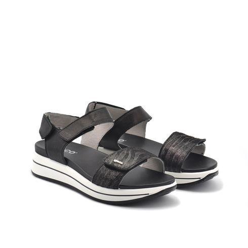 Igi&Co sandalo platform donna in pelle