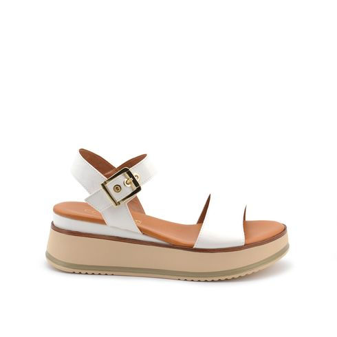 ConTé sandalo platform da donna