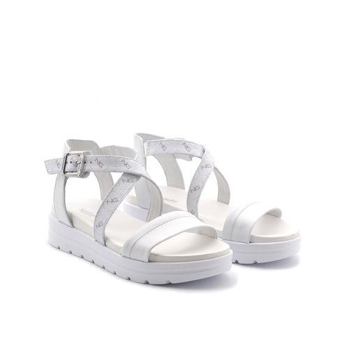Nero Giardini sandalo donna vera pelle