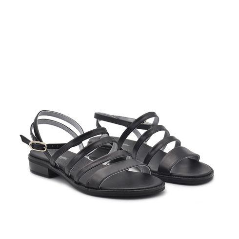 Nero Giardini sandalo in vera pelle