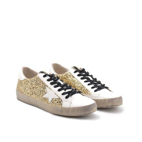 Corina sneaker donna con glitter