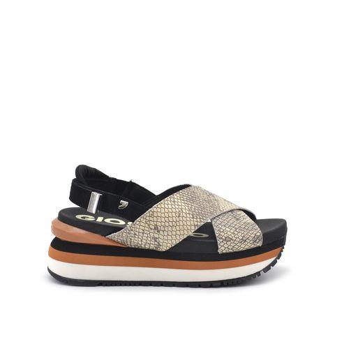 Gioseppo Grinnell sandalo platform