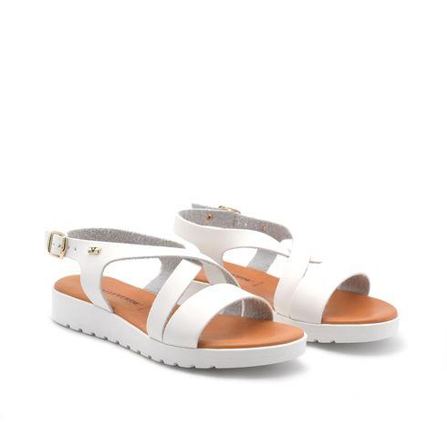 Valleverde sandalo da donna con fibbia