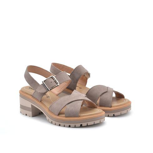 Valleverde sandalo donna in vera pelle
