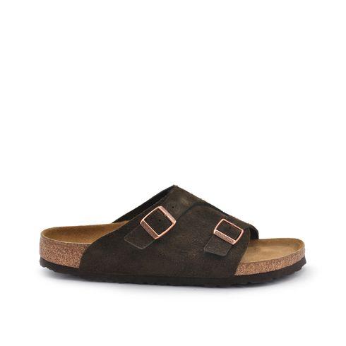 Birkenstock Zurich Bs sandalo in pelle