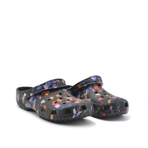 Crocs Printed Floral ciabatte in EVA