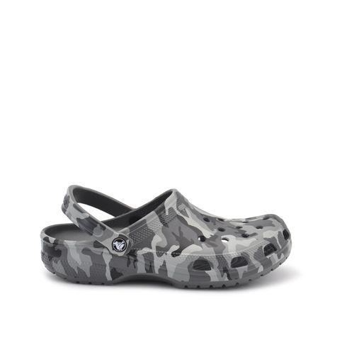 Crocs Printed Camo ciabatte in EVA