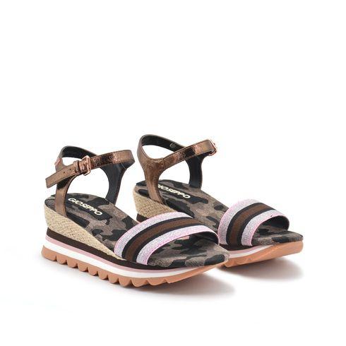 Gioseppo Forti sandalo zeppa donna