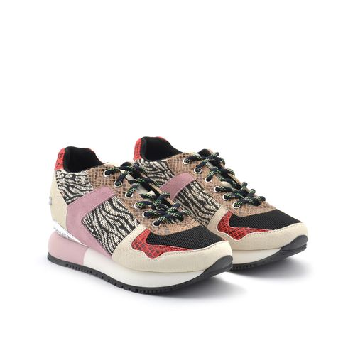 Gioseppo Theux sneaker platform donna