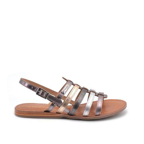 Havapo sandalo donna in vera pelle