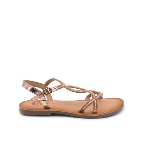 Cassian sandalo bimba in pelle