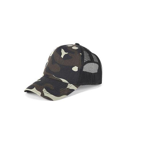 Cappellino baseball mimetico da uomo