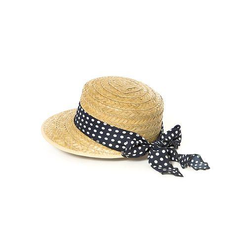 Cappello con foulard donna