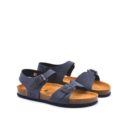 Sandalo da bimbo con fibbie