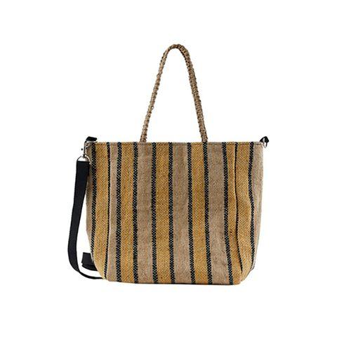 Gita Shopper borsa in paglia da donna