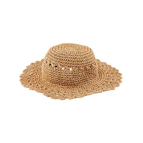 Nopia Straw Hat cappello in paglia