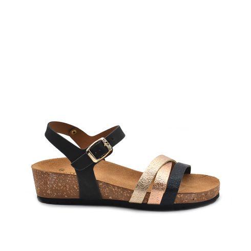 sandalo da donna con fibbia