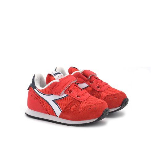 Simple Run Td sneaker da bimbo