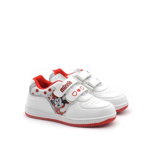 Sneaker da bimba con stampe