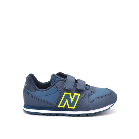 Sneaker da bimbo con chiusura velcro