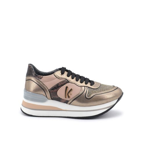 Sneaker platform da donna