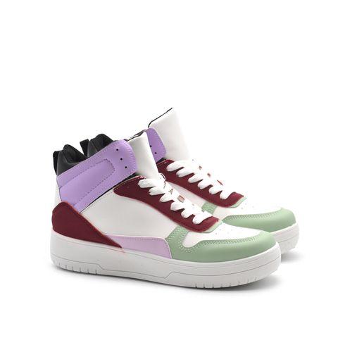 Sneaker alta da donna