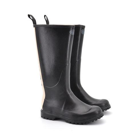 799 Rubber Boots Lettering stivali