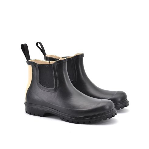 798 Rubber Boots Lettering chelsea