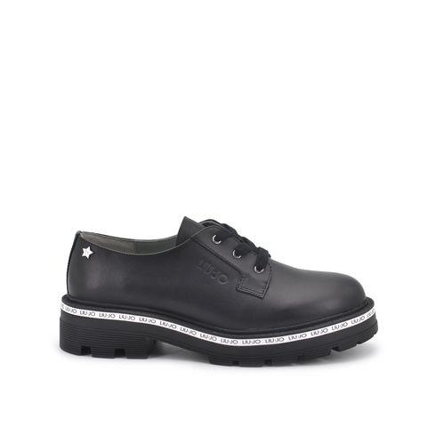 Tailor 117 scarpa stringata in pelle