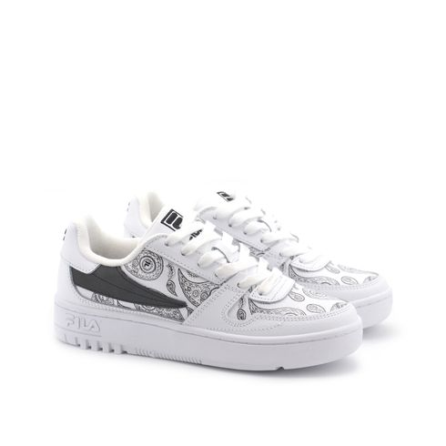 FXVentuno L Low sneaker donna in pelle