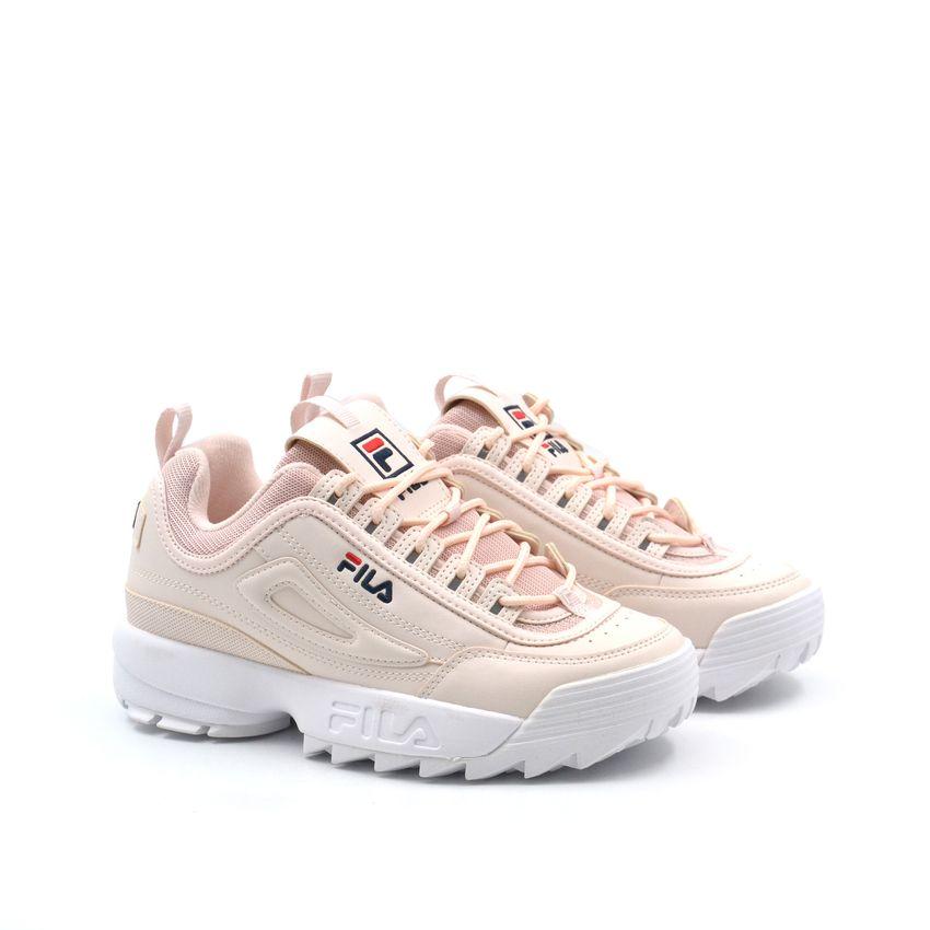 FILA KIDS ROSA Sneakers Bimba Scarpe Bambina Taglia N. 33 | eBay