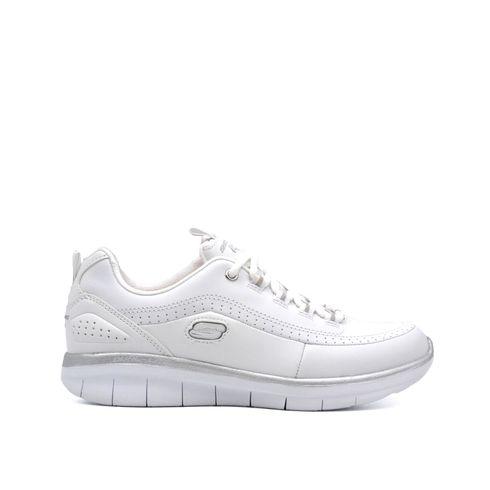 Sneaker da donna in pelle Skechers