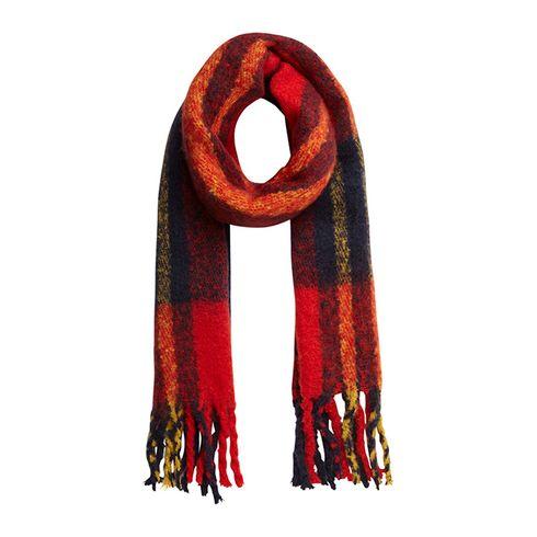 Pieces sciarpa da donna