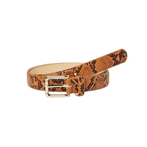 Pieces Julie Snake Belt cintura donna