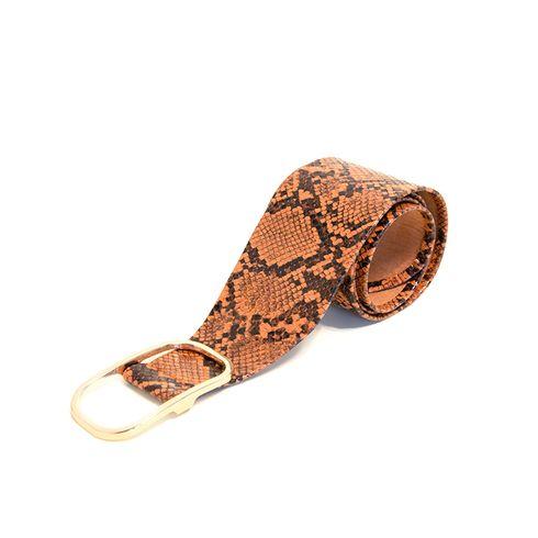 Pieces Julie Snake Belt cintura donna