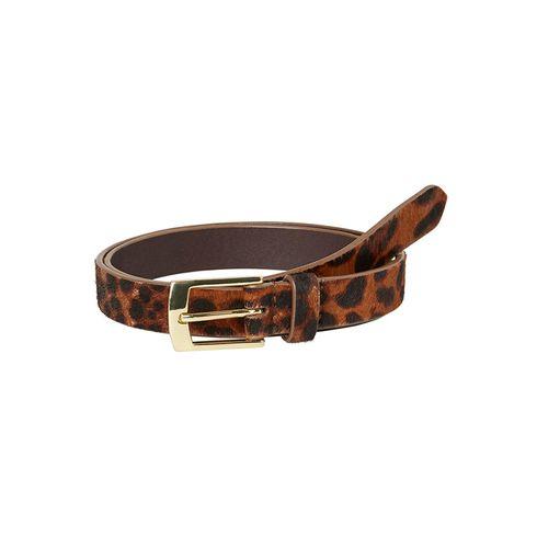 Pieces Naina Leather Jeans Belt cintura