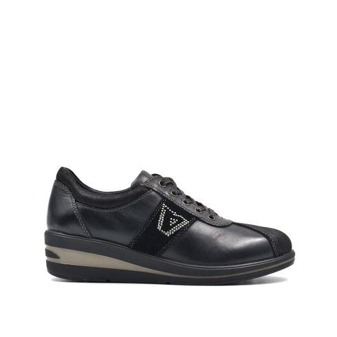 Valleverde scarpa stringata da donna