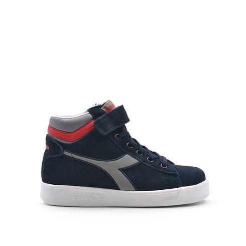 Diadora Game S High Ps sneaker bimbo