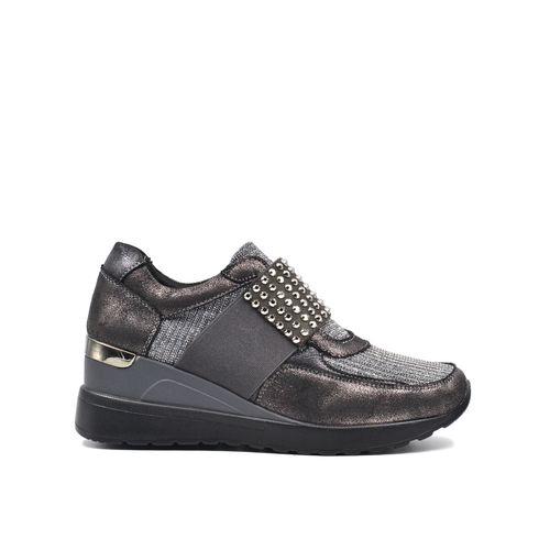 Sneaker da donna con strass
