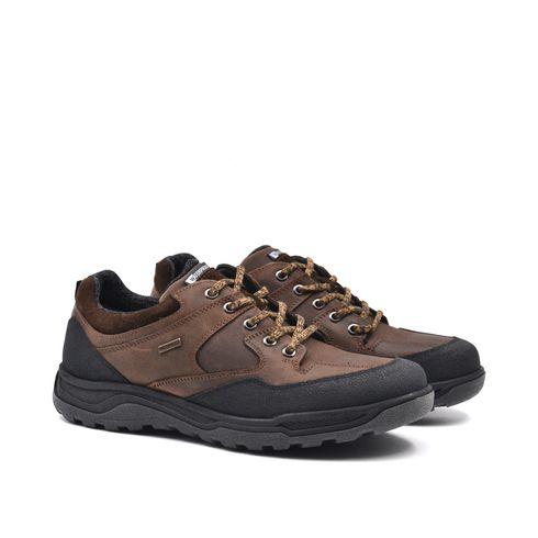 Output scarpe da uomo waterproof pelle