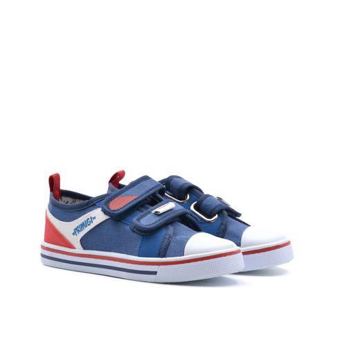 Sneaker bimbo con doppio velcro Primigi