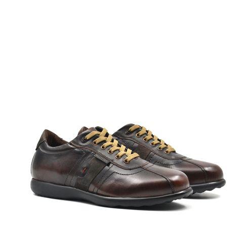 Valleverde scarpa da uomo in vera pelle