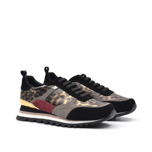 Gioseppo sneaker donna leopardata