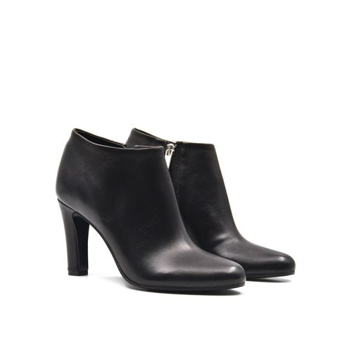 Les Autres ankle boot donna in pelle