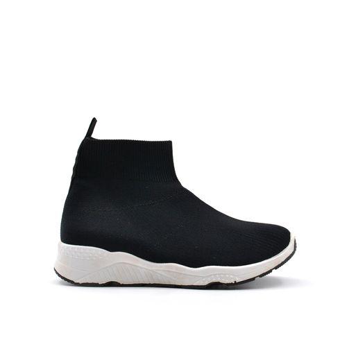 Sneaker a calza da donna Malena