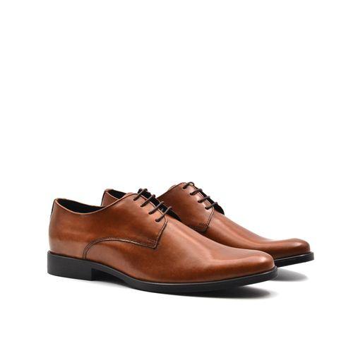 ConTé scarpa stringata da uomo in pelle