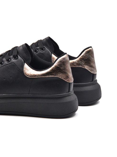 Gold&Gold sneaker platform da donna
